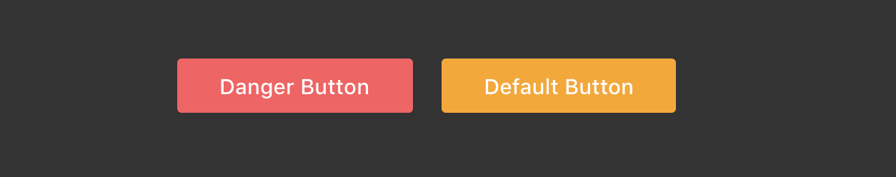 Styled Components extend buttons